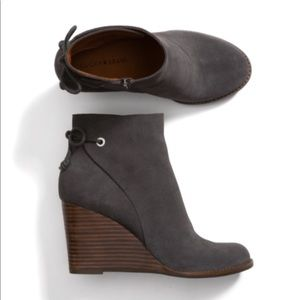 Lucky Brand booties ! Sized 9.5 TTS
